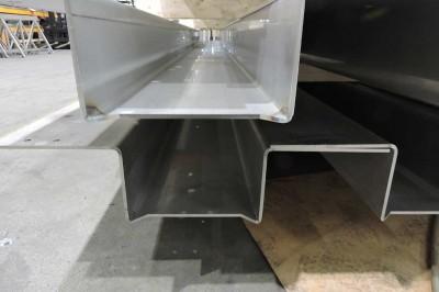 profielen rvs 5,5 meter