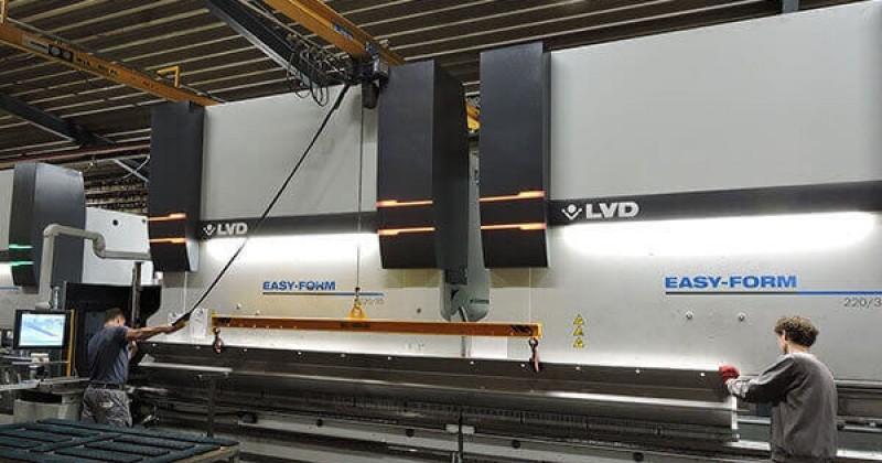 Lasersnijden tot 6 meter met nieuwe Fiber Laser