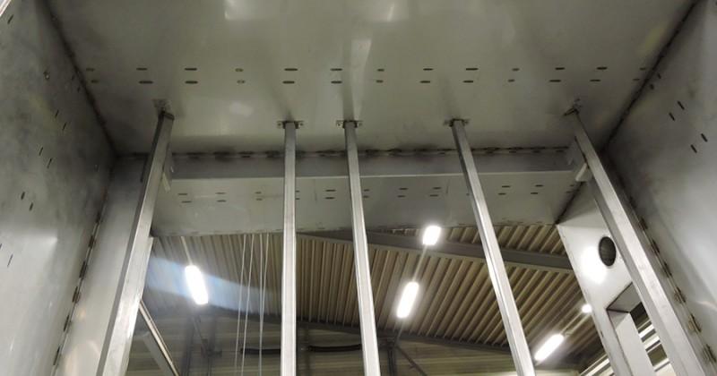 Bokma: RVS316 verbrandingskamer voor branderinstallatie
