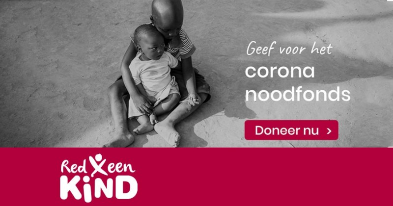 Corona Noodfonds Red een Kind