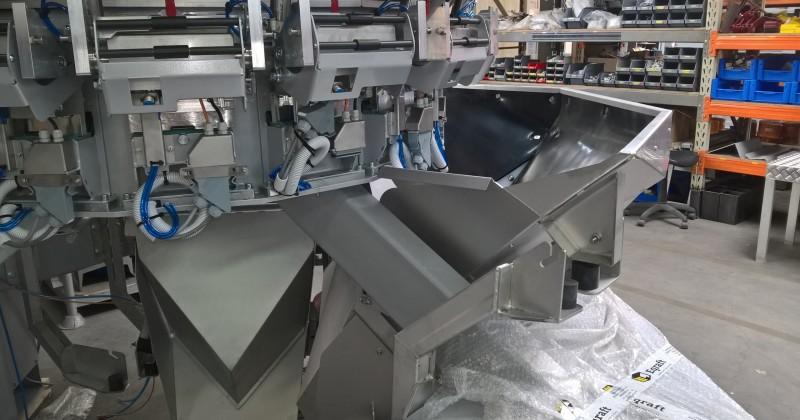 Eqraft: Sorteer- weeg- en verpakkingsmachines